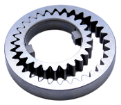 powerglide front pump gears