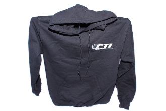 FTI pullover cotton hoodie